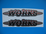 John Cooper Works Stickers Decals BMW, MINI, ROVER x2